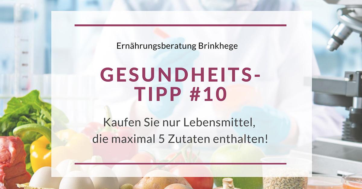 Gesundheitstipp_10_Facebook